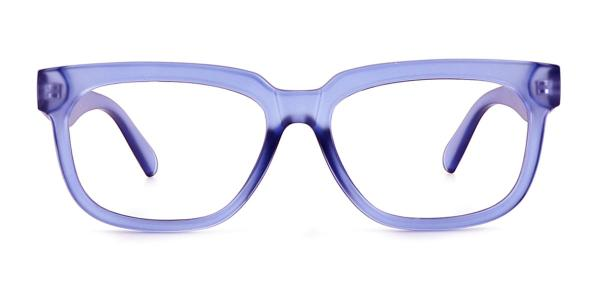 1506 Iolanthe Rectangle blue glasses