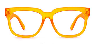 1506 Iolanthe Rectangle yellow glasses