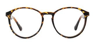 1538 Iantha Oval tortoiseshell glasses