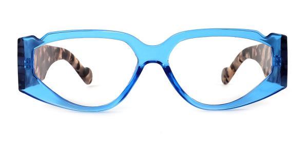 17989 Turbo  blue glasses