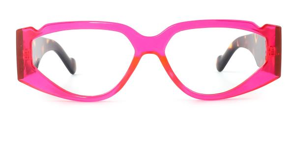 17989 Turbo  red glasses