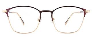 18331 dextrad Rectangle brown glasses