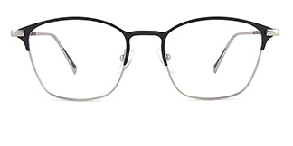 18331 dextrad Rectangle black glasses