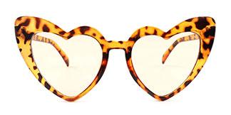 18503-2 Valentina.  tortoiseshell glasses