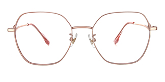 190931 Anais Geometric, pink glasses