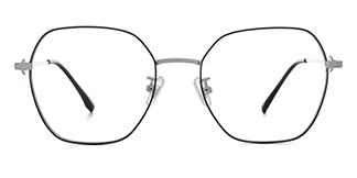 190931 Anais Geometric, silver glasses