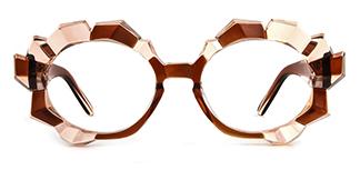 19097 Annetta  brown glasses