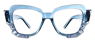 19099 Ardenia Butterfly blue glasses