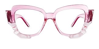 19099 Ardenia Butterfly purple glasses