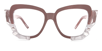19099 Ardenia Butterfly pink glasses