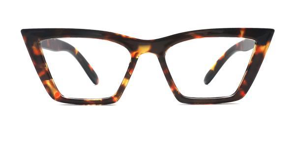 1952 Jemma Cateye tortoiseshell glasses