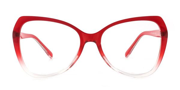 20112 Taline  red glasses