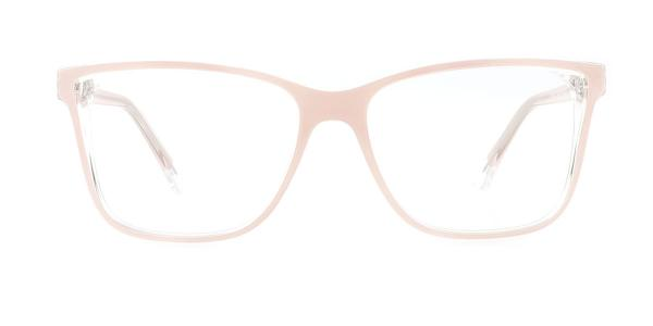 20156 Tamra Rectangle pink glasses