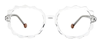 20261 Aislin  clear glasses