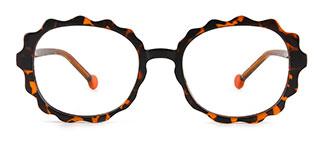 20261 Aislin  tortoiseshell glasses