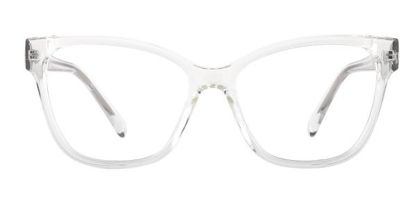 20281 Vitta Rectangle clear glasses
