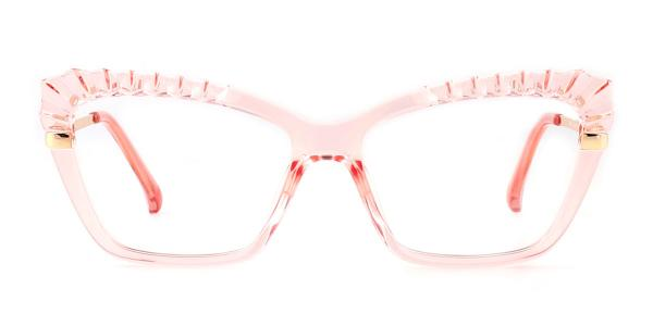 2046 Whalen Cateye pink glasses