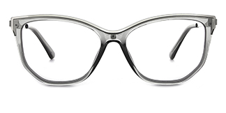 2048 Amma Cateye grey glasses