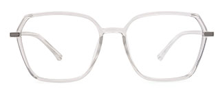 20501 Fionnghuala Geometric clear glasses