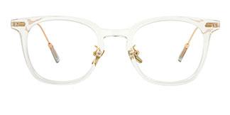 20506 Gisele Rectangle clear glasses