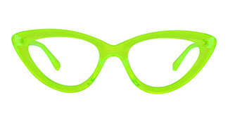 22211 Adara Cateye green glasses
