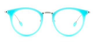 2648 Ibbie Oval green glasses