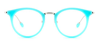 2648 Ibbie Oval green glasses