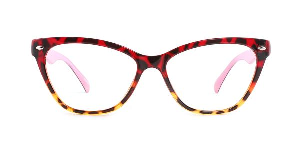 283625 Oslo Rectangle multicolor glasses