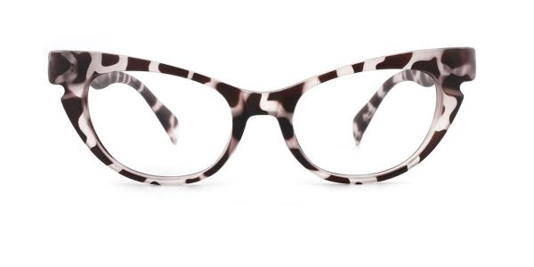 30521 Raelyn Cateye tortoiseshell glasses
