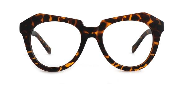 3327-1 Gracie Cateye tortoiseshell glasses