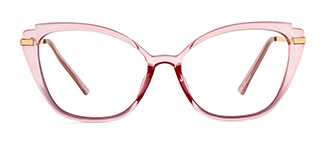 35471 Billye Cateye pink glasses