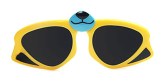 3590 Frankie  yellow glasses