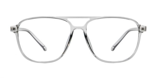 407 Candace Aviator grey glasses