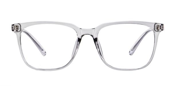 4126 Daley Rectangle grey glasses