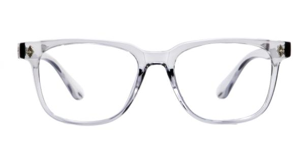 4145 Eden Rectangle grey glasses