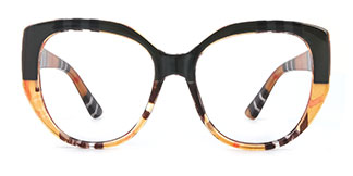 4296 Alissa Cateye tortoiseshell glasses