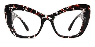 4349 Anana Cateye, other glasses