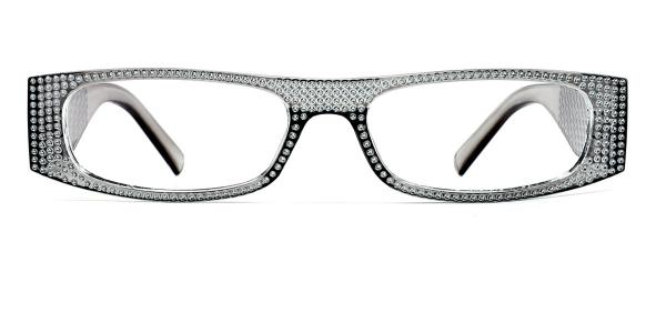 5056 Ianna Oval grey glasses