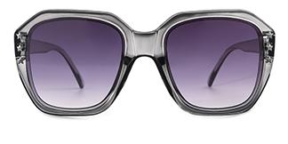 5107 Antony Geometric grey glasses