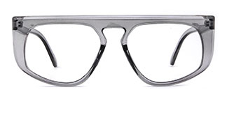 5111 Eleonore Aviator grey glasses