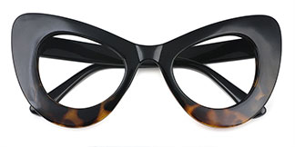 5141 Ruby Cateye other glasses
