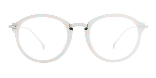 60051 Cristina Oval pink glasses