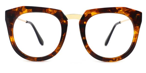 6185 Alyssa Cateye tortoiseshell glasses