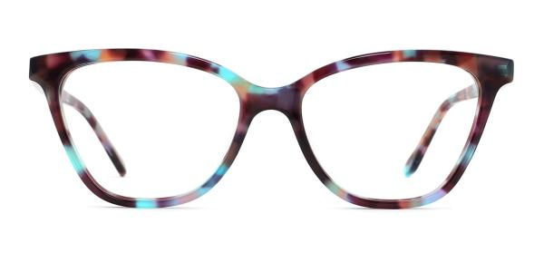 62343 Page Cateye multicolor glasses