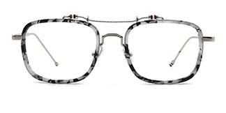 62485 Emilia Aviator tortoiseshell glasses