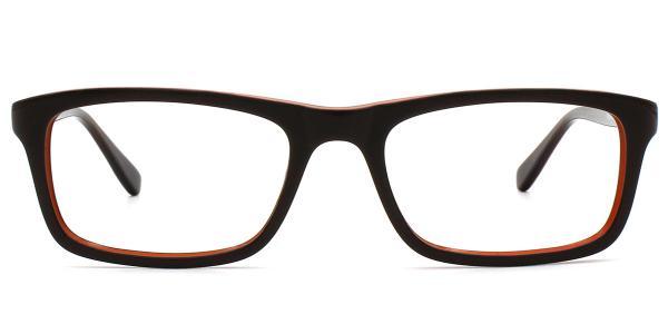 63073 Salazar Rectangle gold glasses