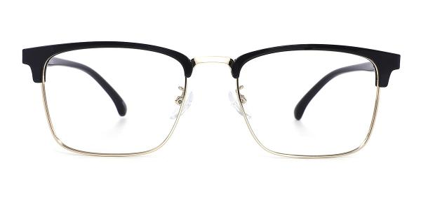 6315 Seymour Rectangle gold glasses