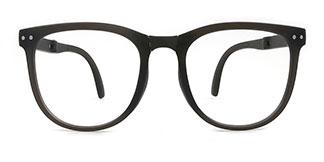 6661 Gerridine Oval grey glasses