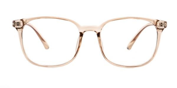 6731 Fagan Rectangle pink glasses
