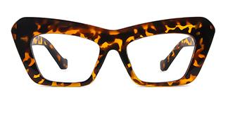 77183 Alvinia Cateye tortoiseshell glasses